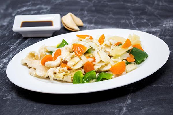 Lunch Garlic Chicken