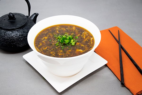 Hot And Sour Soup Small/Large