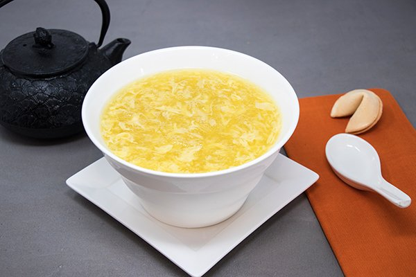 Egg Flower Soup Small/Large