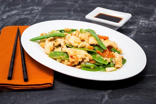Wok Hei Spicy Chicken