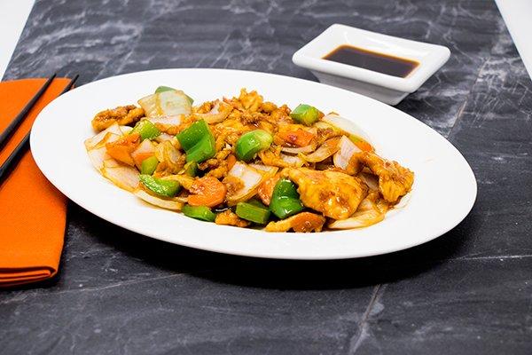 Hunan Spicy Chicken