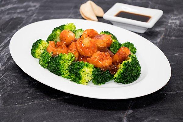 China Panda Shrimp