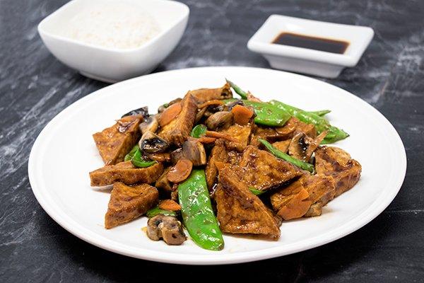 China Panda Tofu